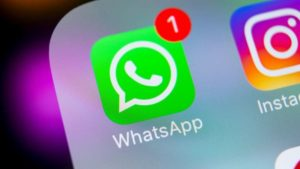 Notifica di Whatsapp